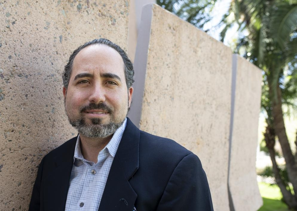 Enrique Vivoni, a concurrent professor in the School of Earth and Space Exploration and the School of Sustainable Engineering and the Built Environment, received funding through PTC in 2016 for a comparative sustainability study of Phoenix and Hermosillo.