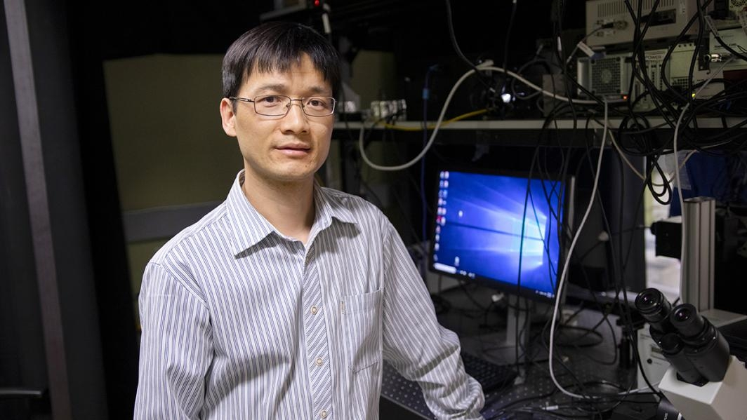 Assistant Professor Chao Wang is one of 10 Ira A. Fulton Schools of Engineering faculty members to receive a National Science Foundation CAREER Award for 2018 to 2019.