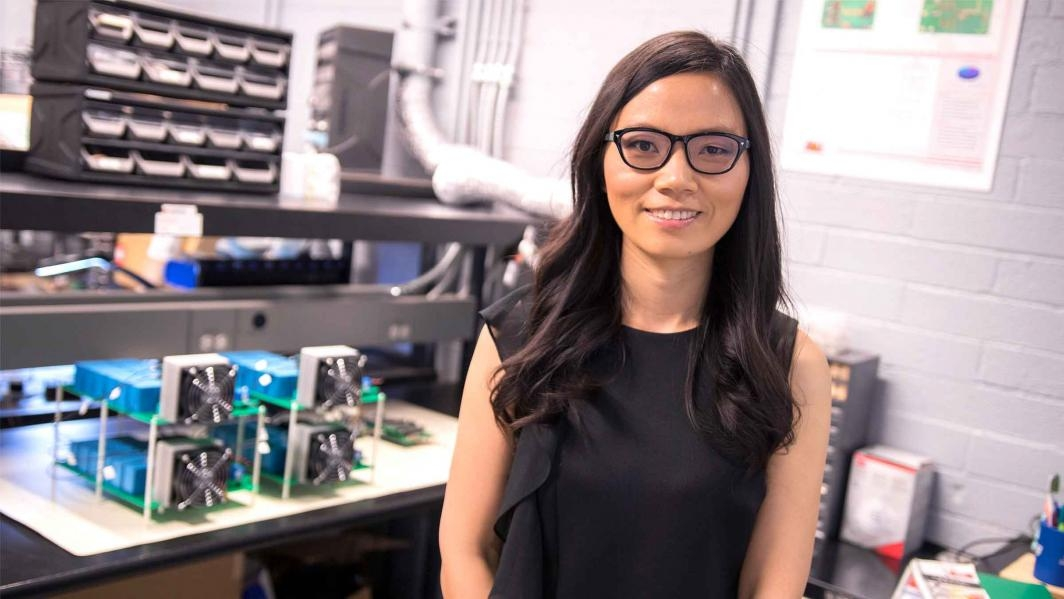 Assistant Professor Qin Lei is one of 10 Ira A. Fulton Schools of Engineering faculty members to receive a National Science Foundation CAREER Award for 2018 to 2019.
