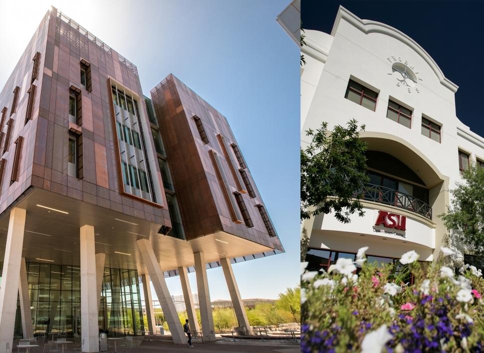 asu buildings