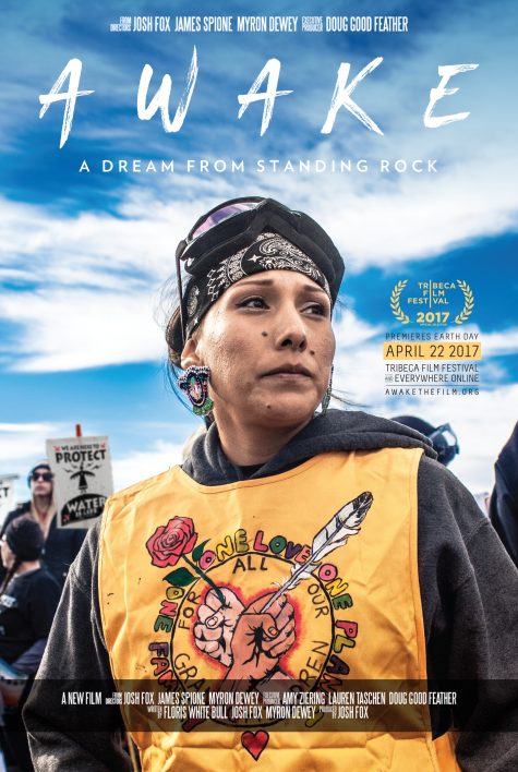 "Poster for ""Awake: A Dream from Standing Rock"""