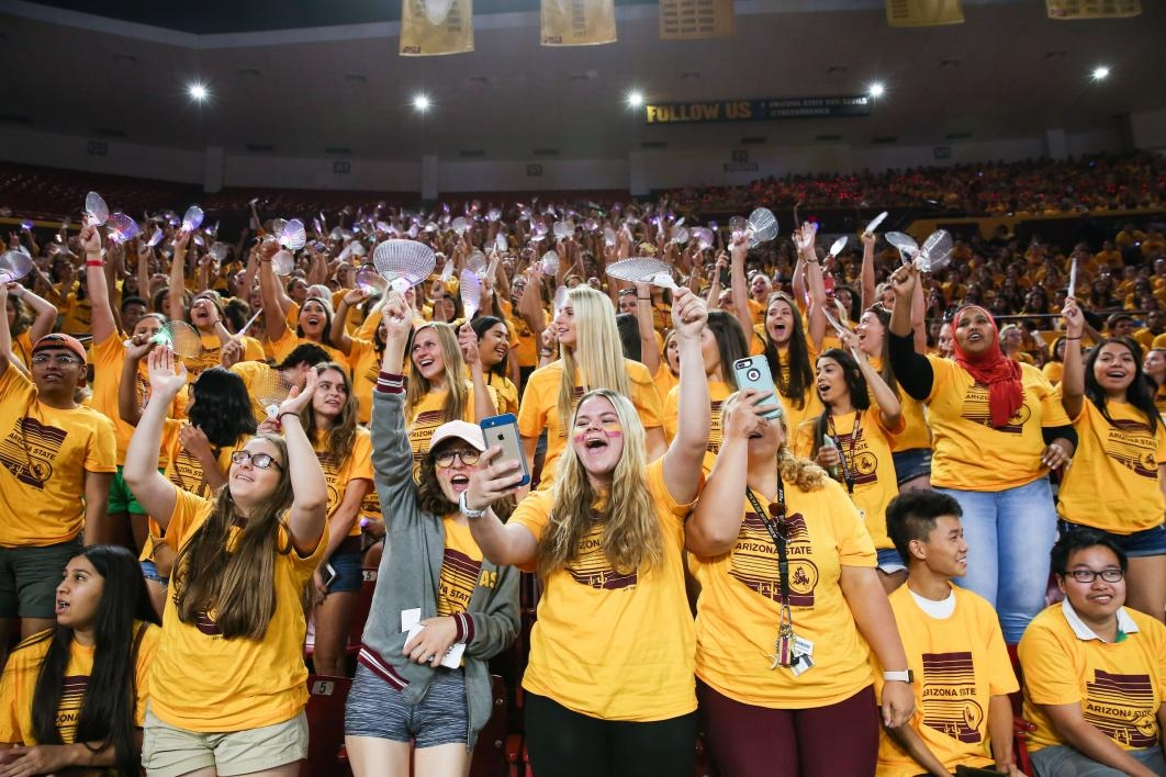Sun Devil Welcome