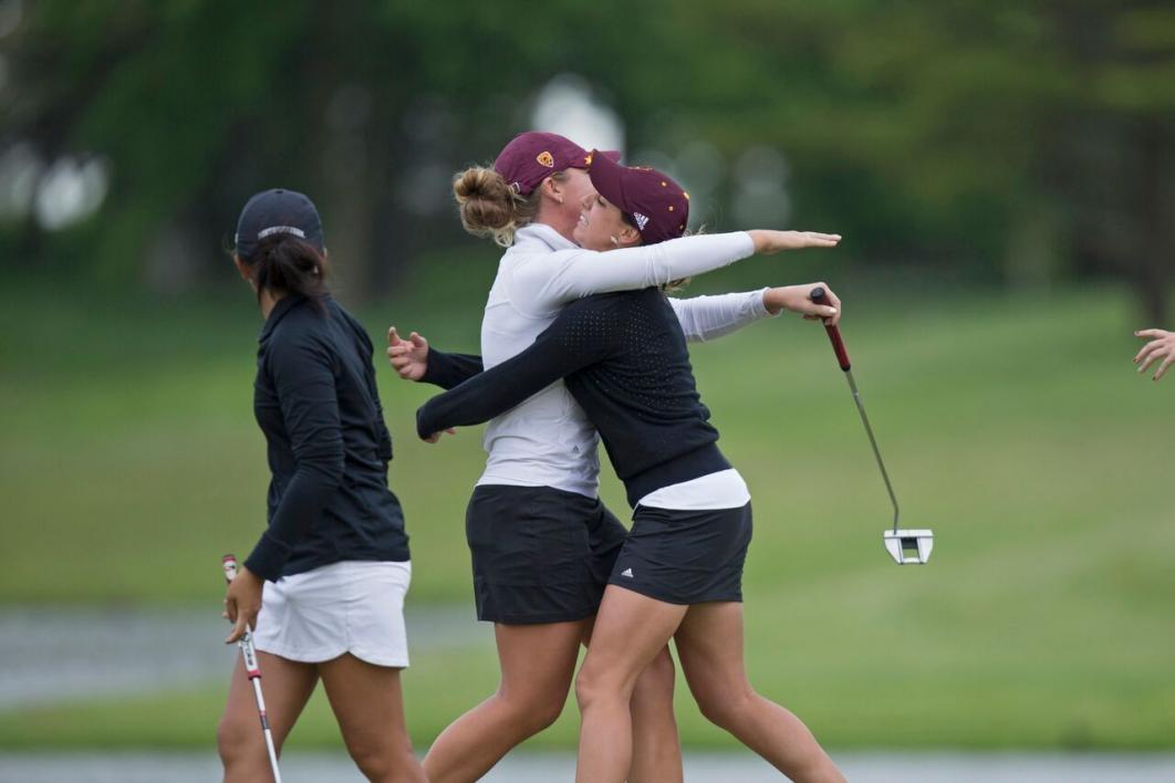 ASU women's golf wins title