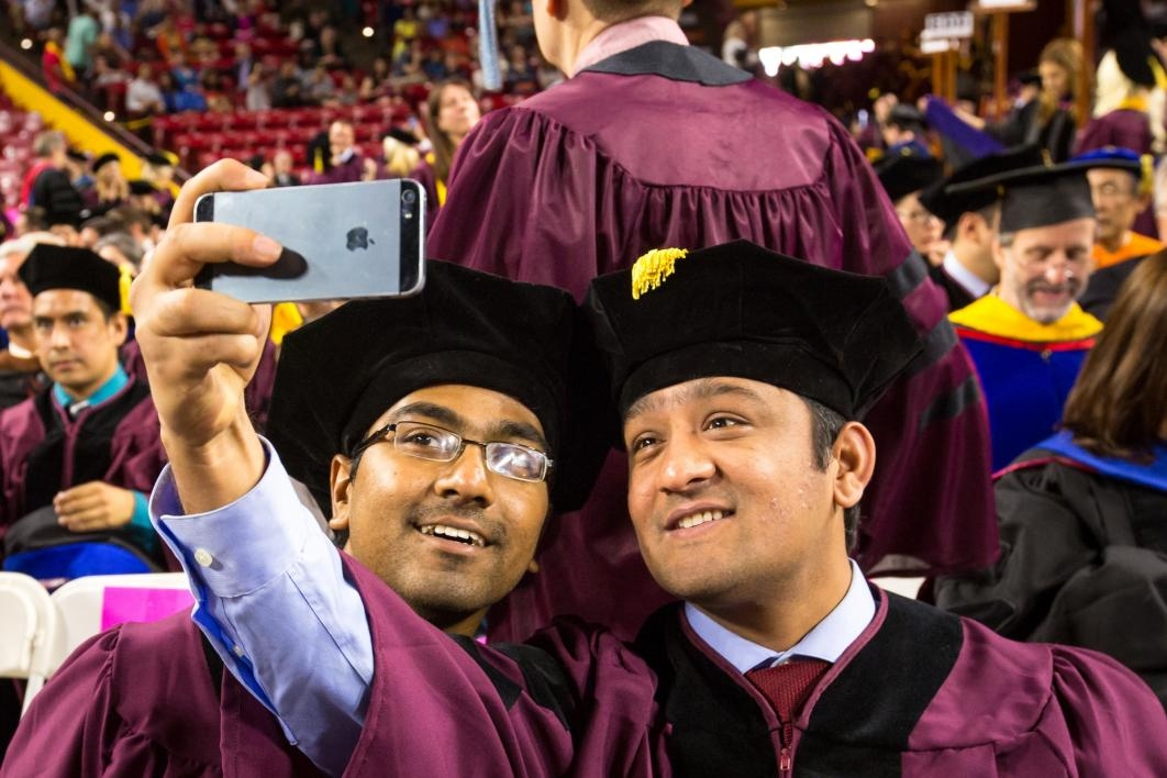 Hats off to these graduates! | ASU Now: Access, Excellence, Impact