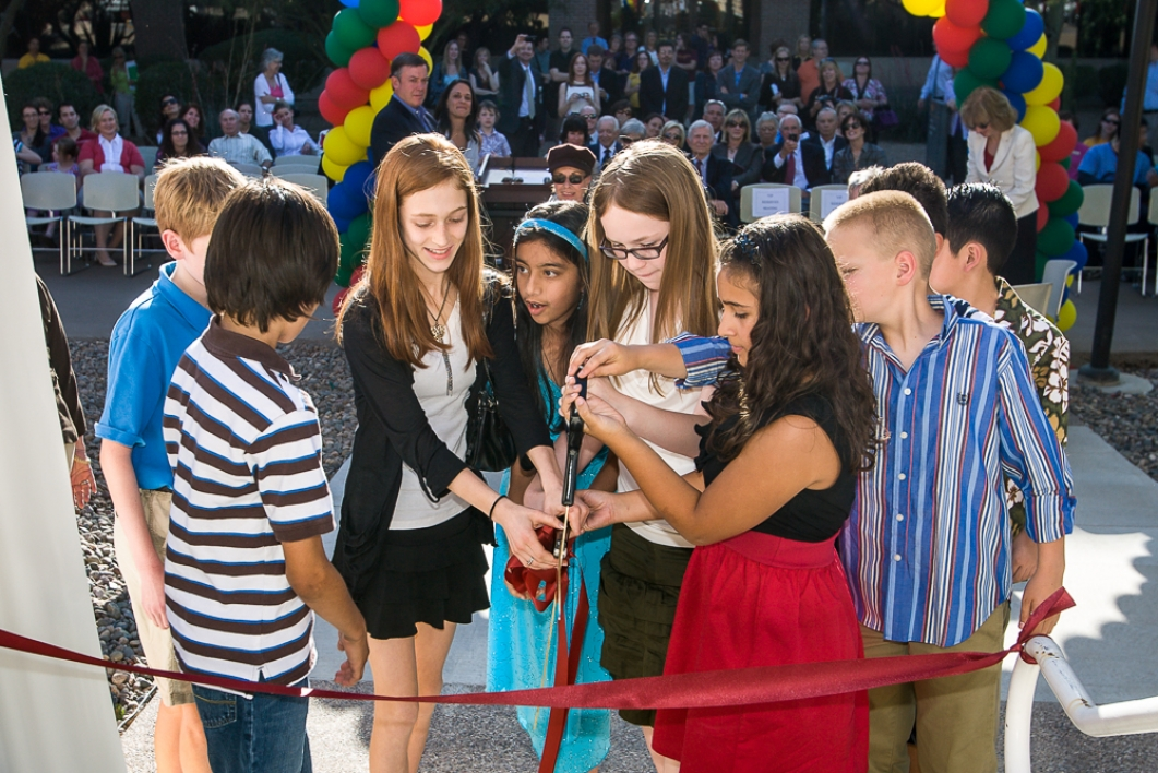 Young Scholars launch