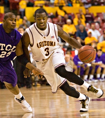 ASU vs. Texas Christian University