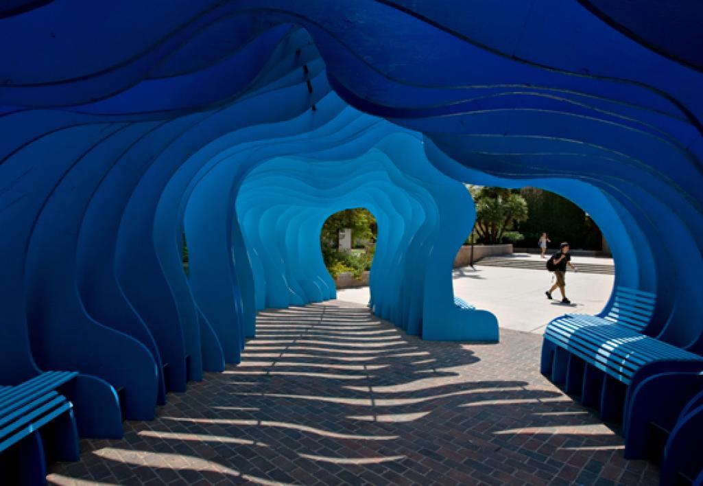 sculpture environment