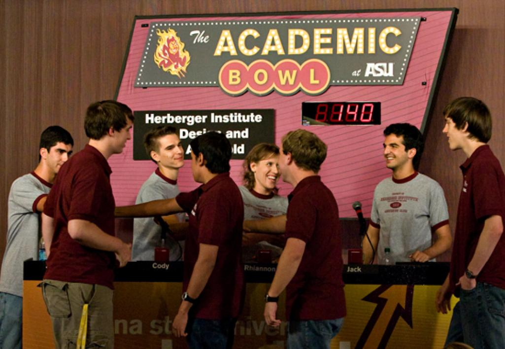 Engineering Maroon team