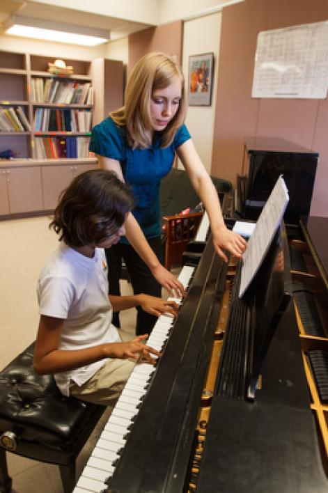 piano prep program