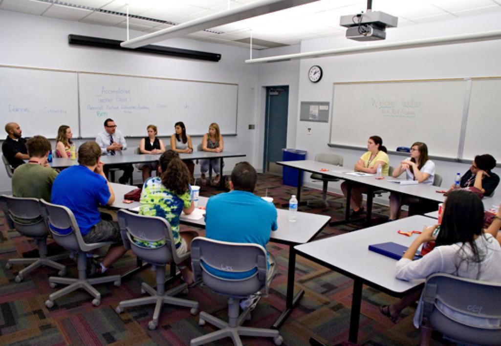 education panel
