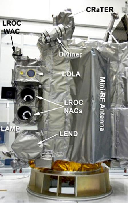 LRO, in final stages of preperation.