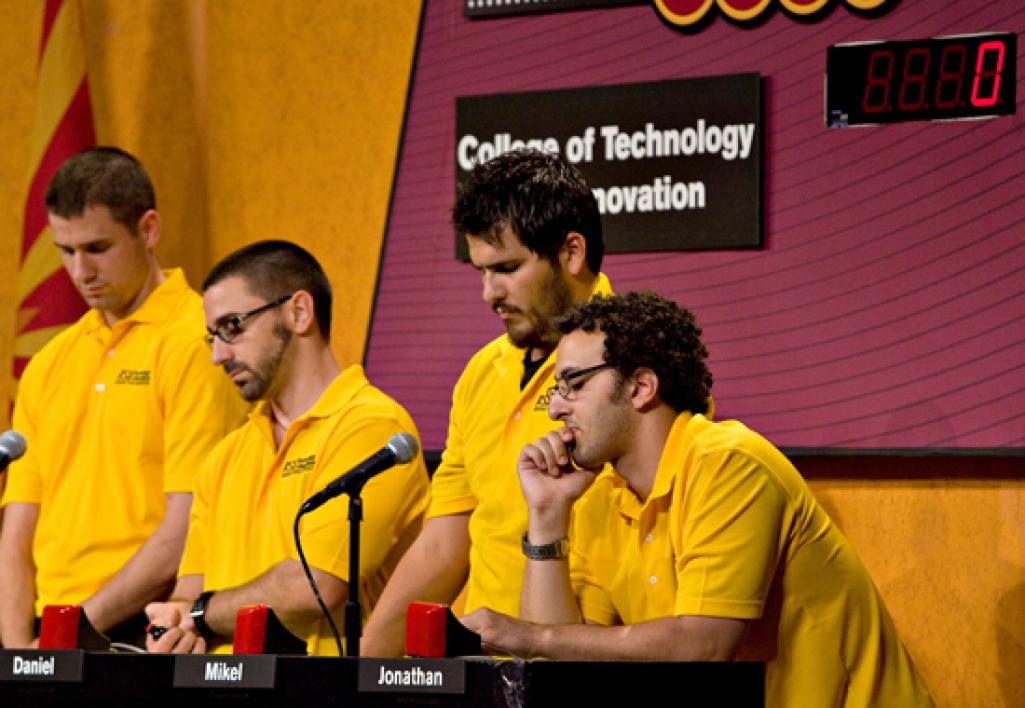 college of technology and innovation team