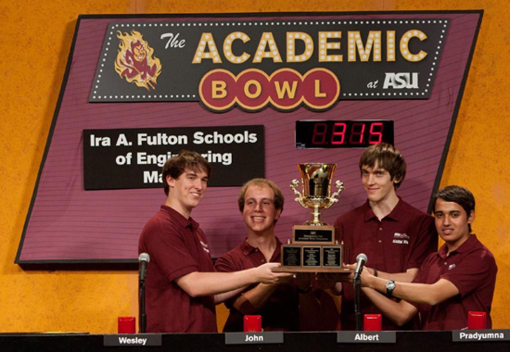 academic bowl 2012