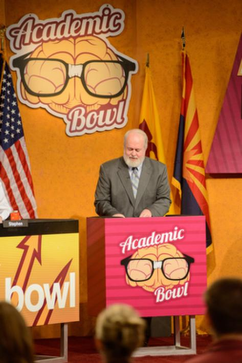 Moderator Barry G. Ritchie