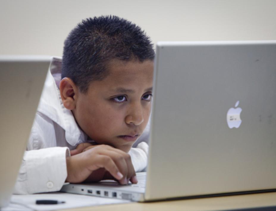student on mac