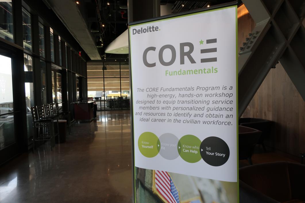 Deloitte CORE Fundamentals Workshop at ASU