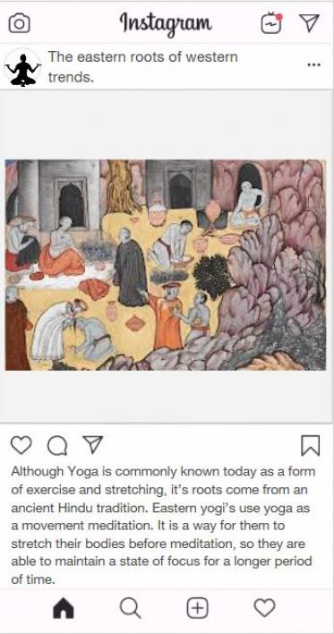 post on the roots of yoga
