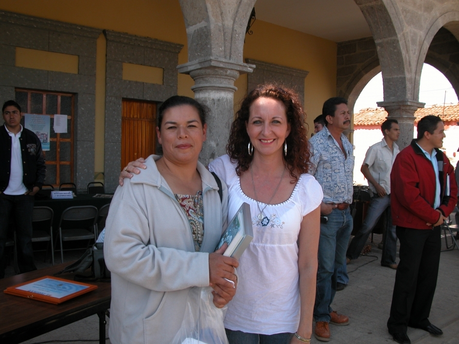 ASU Alumna Laura Libman and Juana