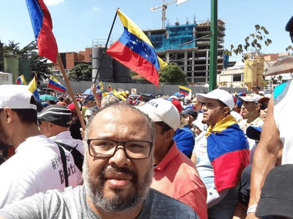 Leon Hernandez, Venezuela