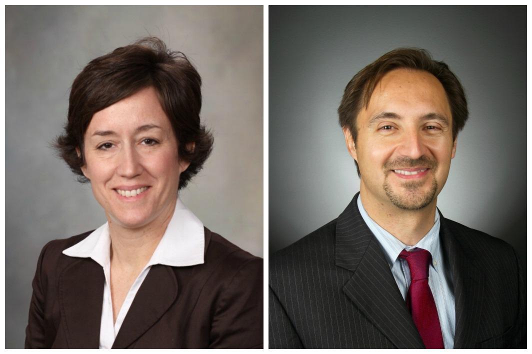 Kristin Zhao and Marco Santello