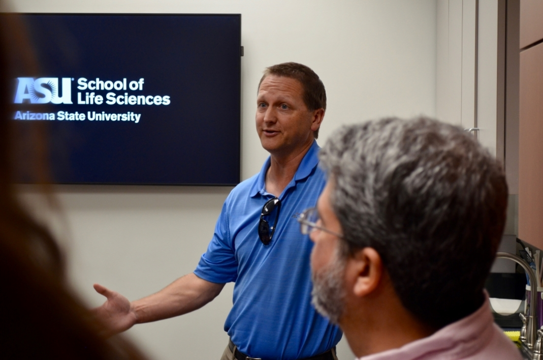 Professor Kevin McGraw