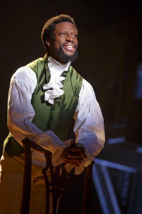 Michael Luwoye Hamilton