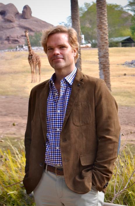 School of Life Sciences professor Ben Minteer