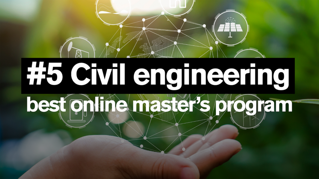 ASU online civil engineering ranks #5 in nation