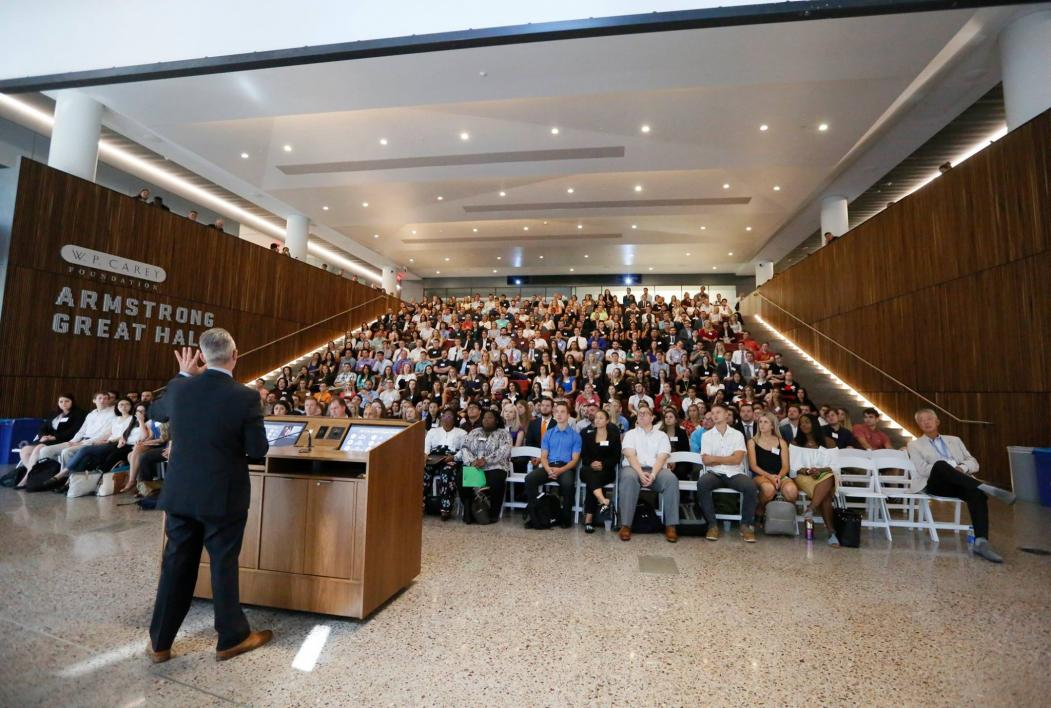 Orientation for ASU Law for fall 2018