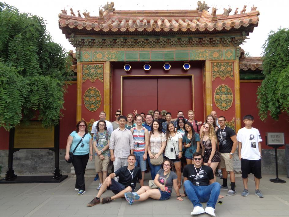 AS students in Beijing