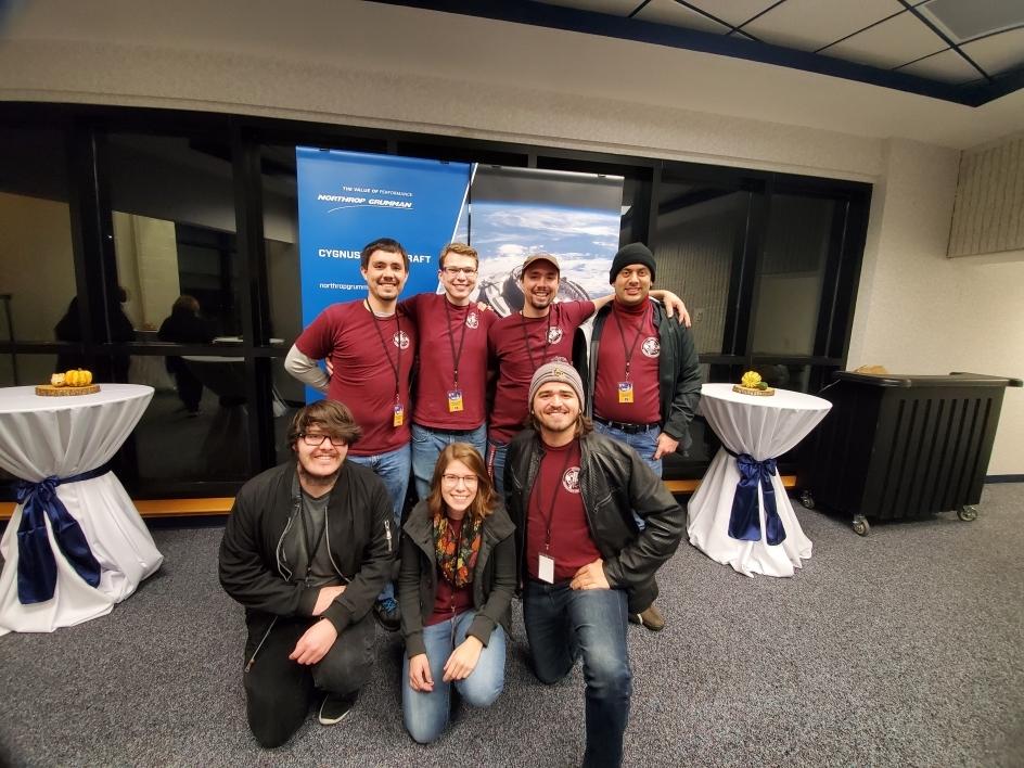 cubesat launch team