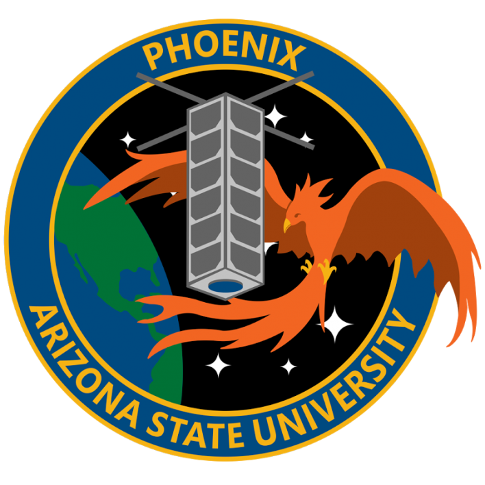 """Phoenix"" Mission Patch"
