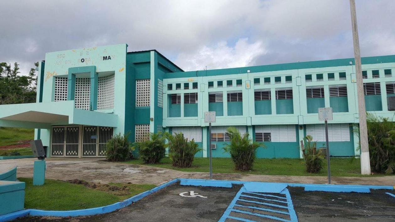 school in Puerto Rico