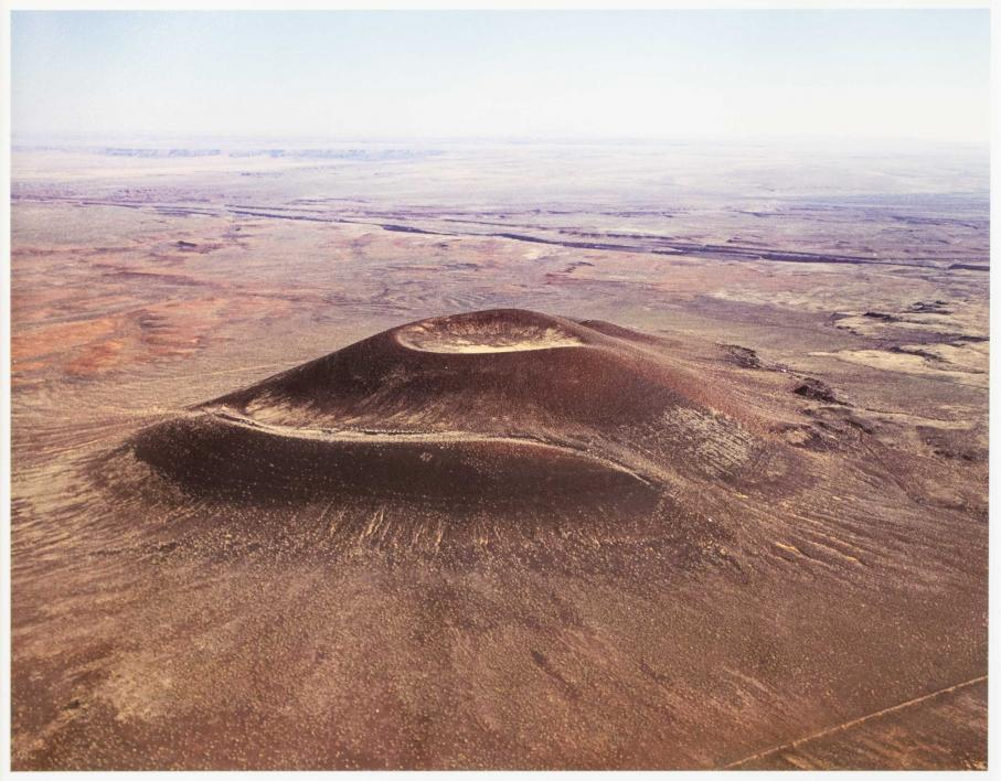 Roden Crater circa 1970s