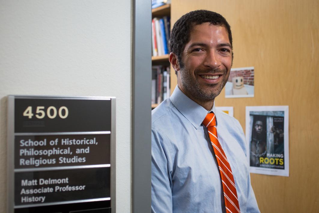 ASU Professor Matt Delmont