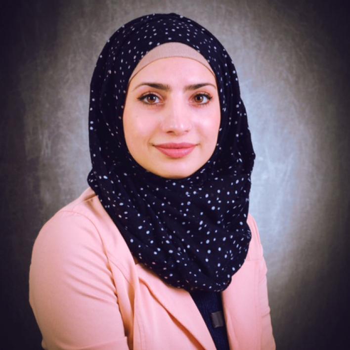 Muslime woman scholar Shabnam Rezai