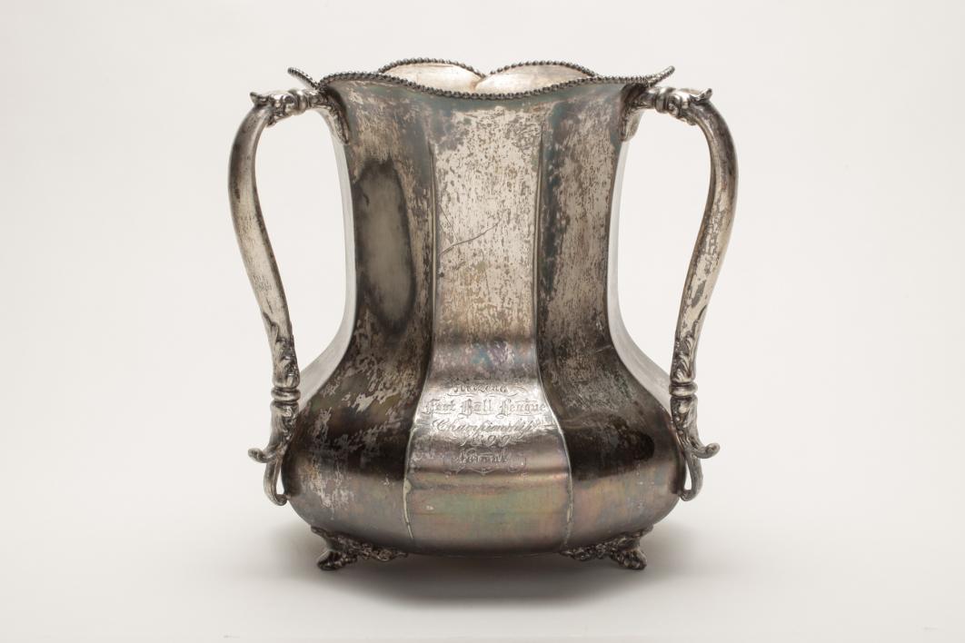Territorial Cup trophy