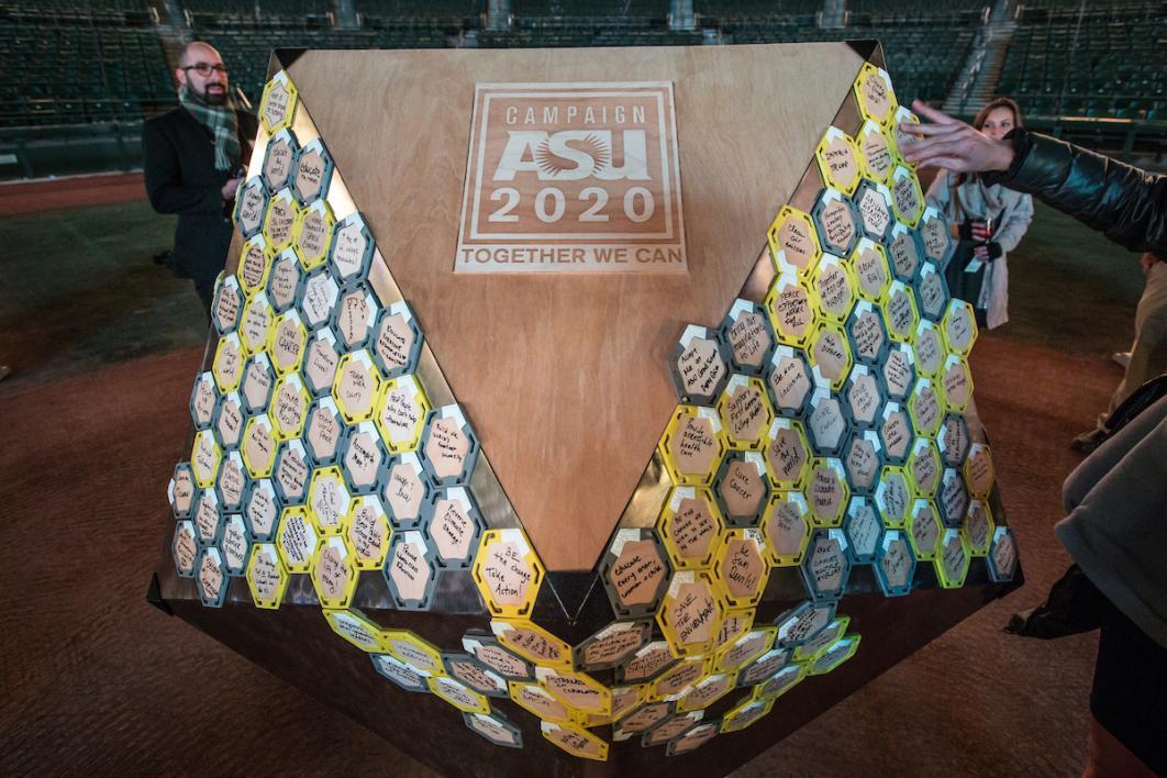 Campaign ASU 2020 kickoff