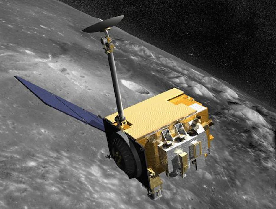NASA Lunar Reconnaissance Orbiter