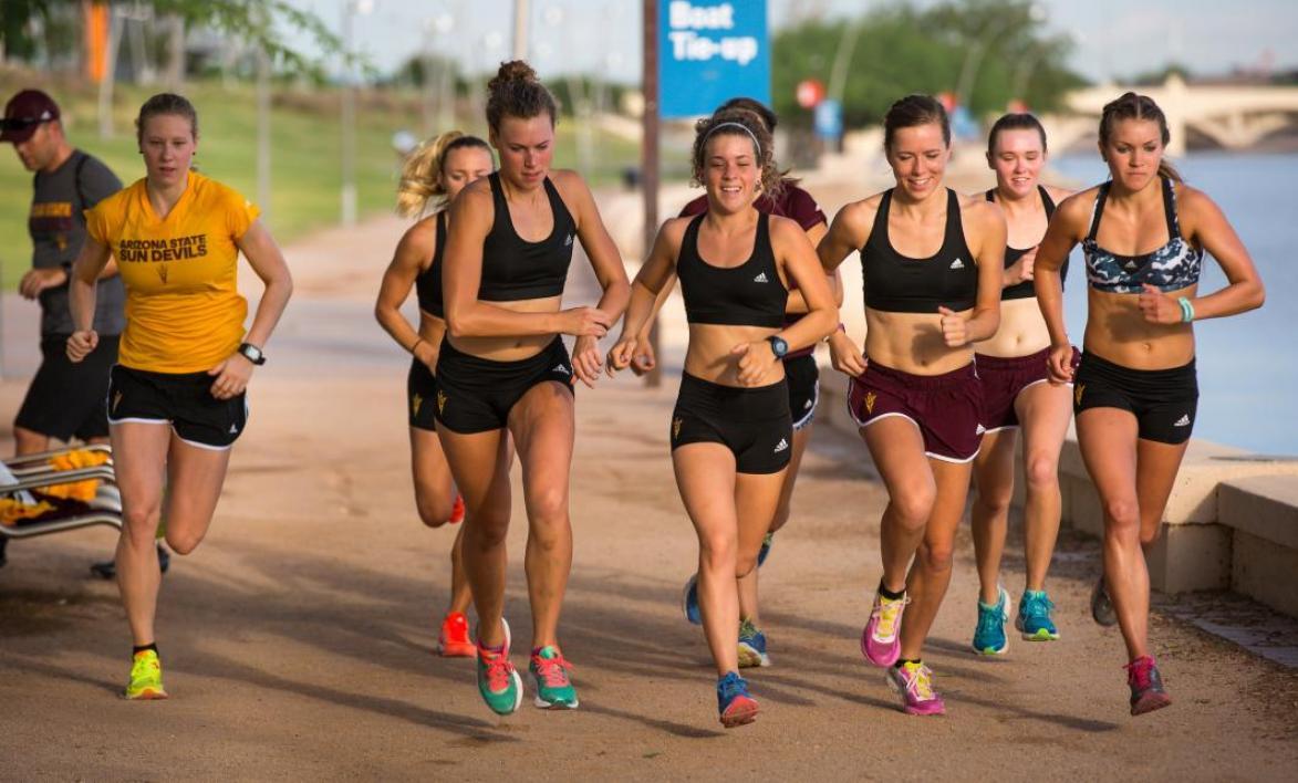 ASU launches women's triathlon program | ASU Now: Access
