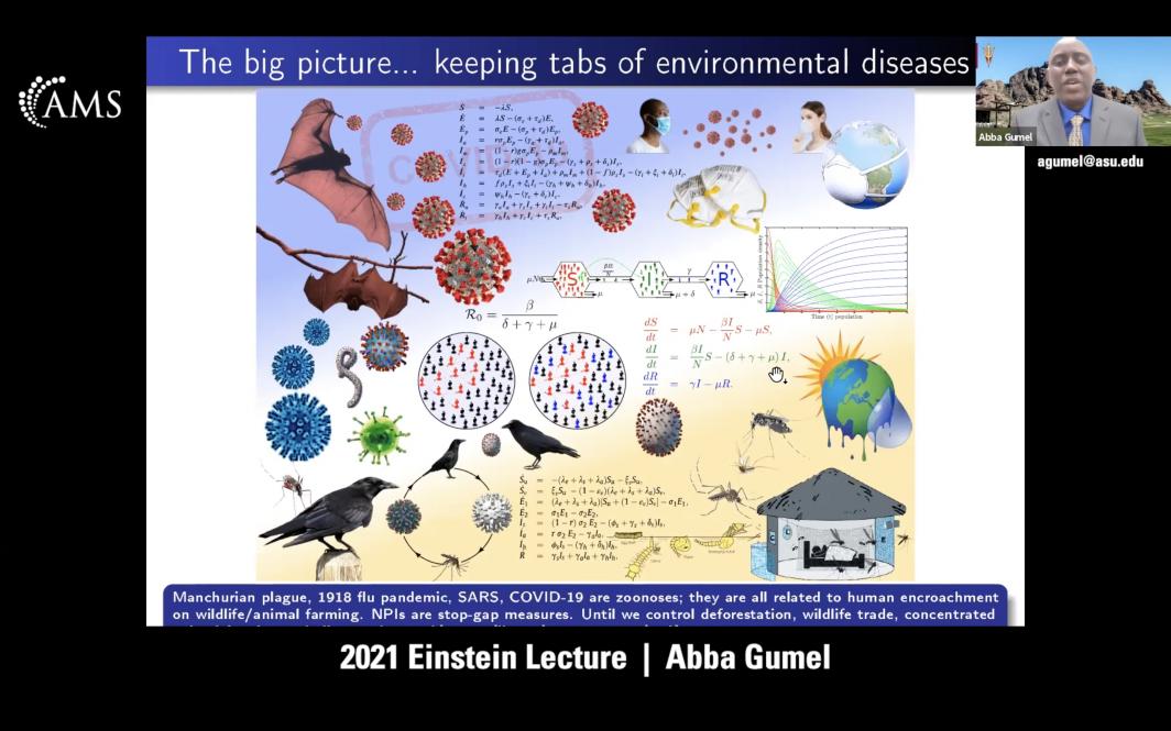 Keeping tabs of environmental diseases