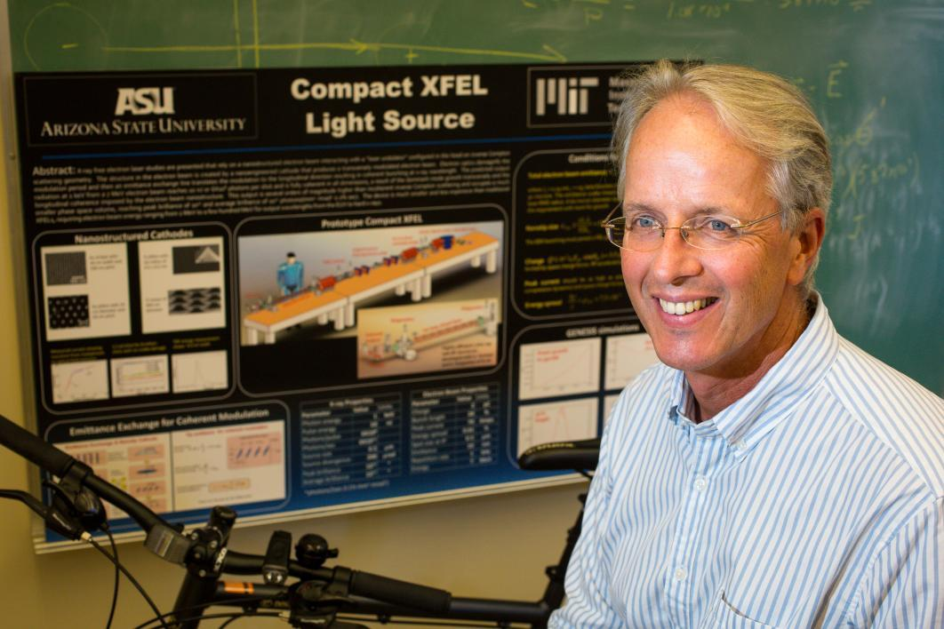 ASU physics professor William Graves