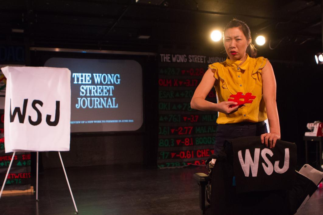 Kristina Wong Hashtag War