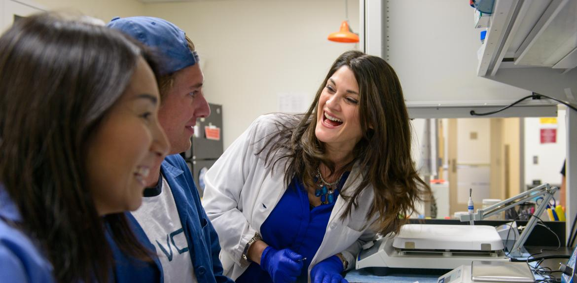 Heather Bimonte-Nelson's Memory and Aging Research Lab