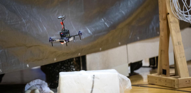 ASU student drone