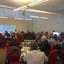 people sitting in workshop