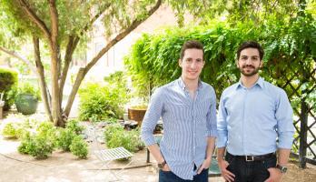 Soon-to-be ASU graduate twins Robert and Alexi Choueiri