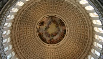 Roof of Capitol Building
