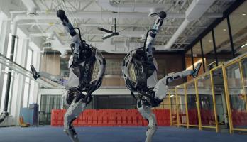 Boston Dynamics dancing robots captivate audiences