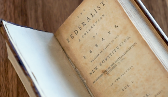 The Federalist Essays book